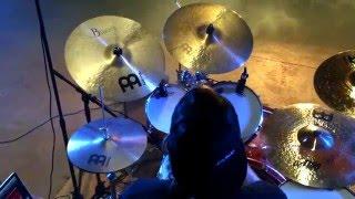 Christian Carson - Our Last Night - Diamonds ft. Luke Holland - Drum Cover