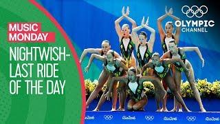 Synchronised Swimming: Nightwish - Last Ride of the Day   Music Mondays