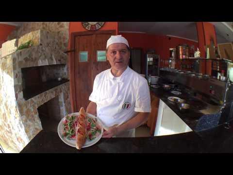 Pizza di un Vecchio Pizzaiolo Napoletano