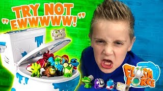 The Flush Force Challenge! Try Not to Ewww!