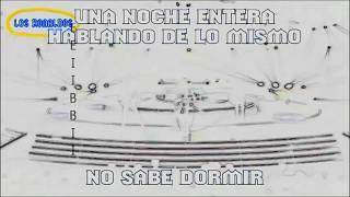 LOS RONALDOS POR LAS NOCHES VIDEO LETRA