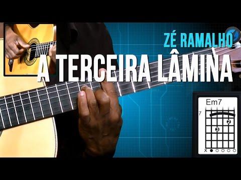 Zé Ramalho - A terceira lâmina