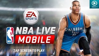 NBA Live Mobile Gameplay [Free on Android & iOS] - No Commentary