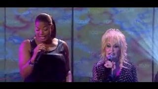 Dolly Parton and Queen Latifah - Not Enough LIVE