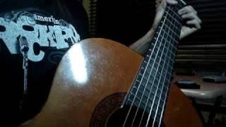 Mana - Vivir sin aire (guitarra)