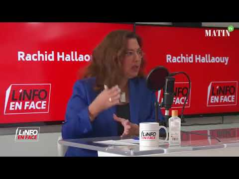 Video : L'Info en Face avec Neila Tazi