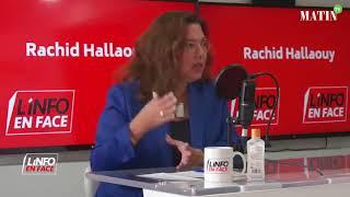 L'Info en Face avec Neila Tazi