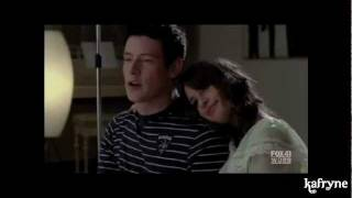 Finn & Rachel -I'll Stand By You - Cory & Lea