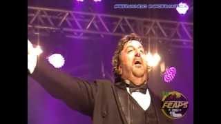 Tenor Jorge Durian - Show Tv Tem 10 anos - Itapetininga - SP