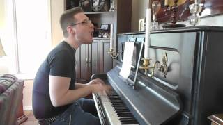 Jerry Lee Lewis - Whole Lotta Shakin (Cover By Brandon Schmor)