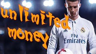HACK MONEY FIFA 18 CAREER MODE WITH CHEAT ENGINE