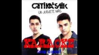 Critika & Saik - Un Juguete Más (Instrumental / Karaoke con coros) [letra en la descripción]