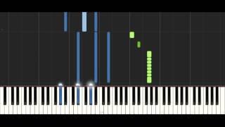Elektronomia - Sky High - PIANO TUTORIAL