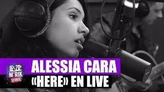 "Alessia Cara ""Here"" en live dans le 16-20H d'Mrik !"