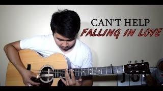 Elvis Presley  - Can't Help Falling in Love | INSTRUMENTAL | KARAOKE WITH LYRICS