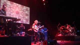 Transatlantic - Kaleidoscope (Final section) Live at México City