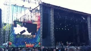 Fleet Foxes - Mykonos [LIVE] Way Out West, Göteborg 2011