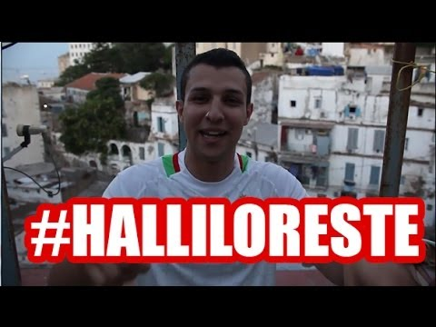 HALLILORIYEH ! RESTE ! STAY ! PARTAGEZ AU MAX