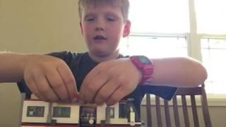 Lego camper set