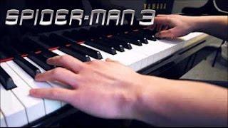 Birth of Sandman- Spider-Man 3 (Piano)