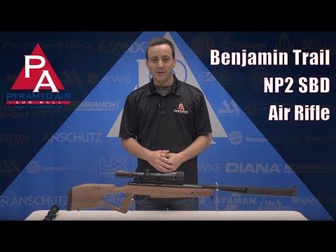 Video: Benjamin Trail NP2 SBD Air Rifle | Pyramyd Air