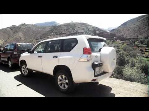 4×4 Morocco – Luxury 4WD – Day Trip Marrakech – Ghdat Canyon Valley – EVJF | EVG Marrakech
