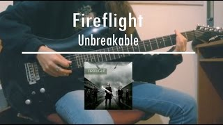 Fireflight - Unbreakable (GUITAR COVER)