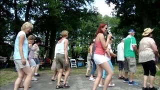 Let's Twist Again Line Dance