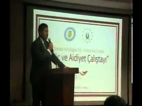 MHP Iğdır Mv. Sayın Sinan OĞAN, ''Göç ve Aidiyet Çalıştayı'ndaki Konuşması