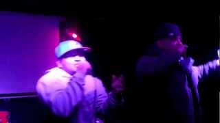 SO OFFICIAL Live at Yippies NYC - THE COUNCIL QUEST & BOOGA BROWN