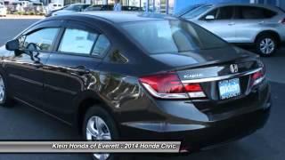 2014 Honda Civic Everett WA 31085