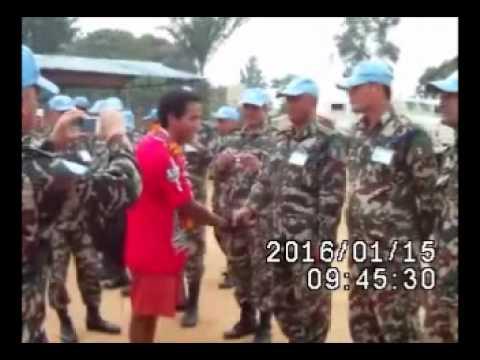 Furtemba Sherpa's Farewell in DRC Congo