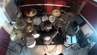 Suffocation - As Grace Descends Drum cover by Julien Helwin