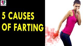5 Causes of Farting || Health Sutra - Best Health Tips