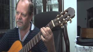 The Shadows - Theme For Young Lovers - Cover by Antônio Célio