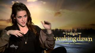 "Kristen Stewart: ""I Kinda Can't Wait"" to Be a Mom"