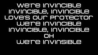 Tinie Tempah ft Kelly Rowland   Invincible Lyrics