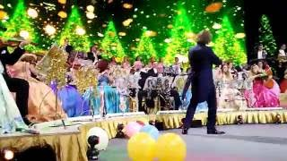 Christmas Jingle Bells -Andre Rieu -Dublin 8th Dec 2016