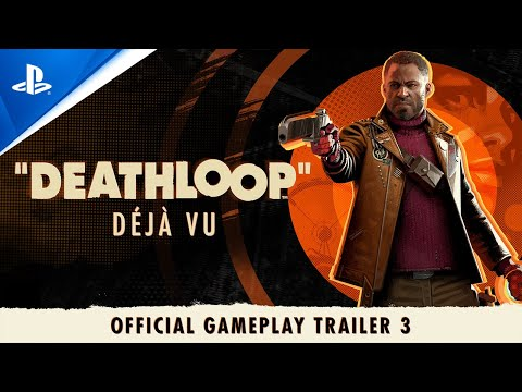 WTFF::: Deathloop Gameplay Includes Some of Dishonored\'s Powers