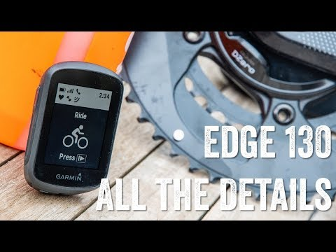 Garmin Edge 130: Super-Detailed Review!