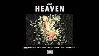 Milla - Heaven (RnBass Remix) feat. Omar Kadir, Mickey Shiloh, Oshea & Jonn Hart