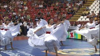 Costumbres del pueblo se muestran en Concurso Nacional de Coreografías de Marinera