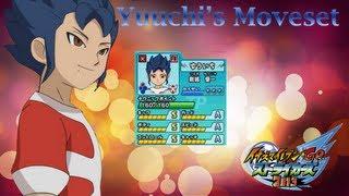 Yuuichi's Moveset In Inazuma Eleven Go Strikers 2013