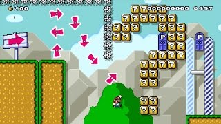 "Super Mario Maker - The ""Sissy Throw"" tech Feat. NoPlan-Dan and Val"