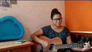 Stefany Oliveira / Cover / Toca-me Com Brasas - Fed Arrais.