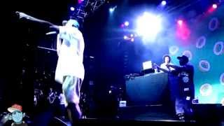 Tyler, The Creator And Domo Genesis - Sam Is Dead - Live In London (R&R) 1st July 2013