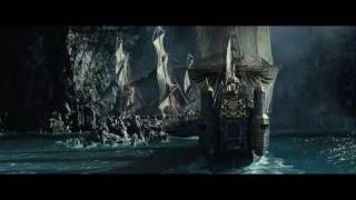 Piráti z Karibiku: Salazarova pomsta - trailer (2017) - cz titulky