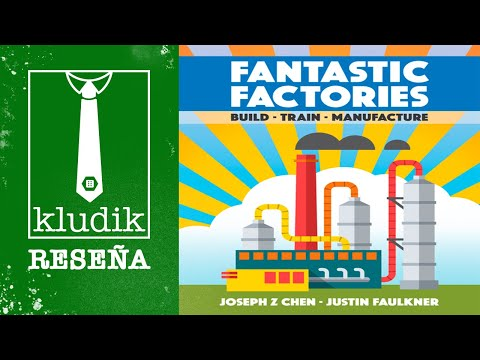 Reseña Fantastic Factories