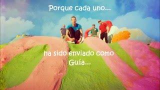 Coldplay Kaleidoscope - Sub Español -(LETRA)