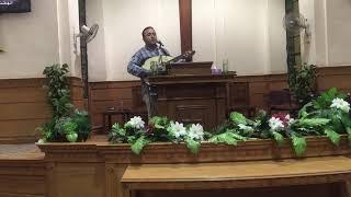 يا سيدي الحبيب المرنم باسم ابراهيم بالكنيسة الانجيلية الثانية بأسيوط